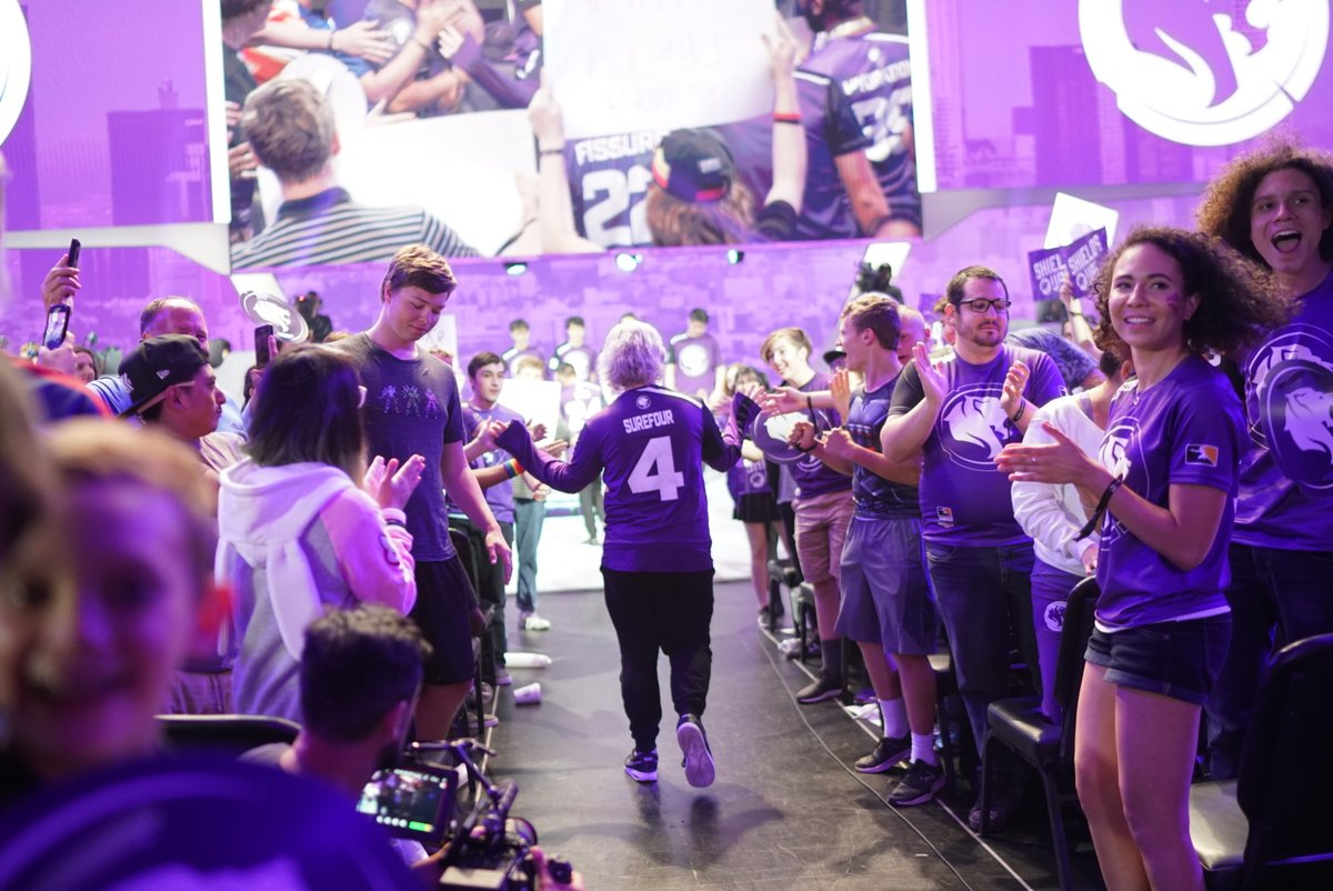 Breaking Down the 9,000 IQ Play from the Los Angeles Gladiators on KingsRow